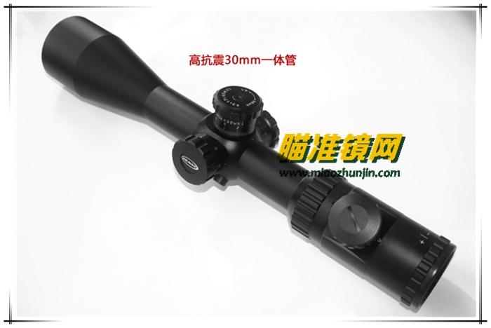 进口高抗震瞄准镜weaver4-16x50mm锁定玻璃分化侧